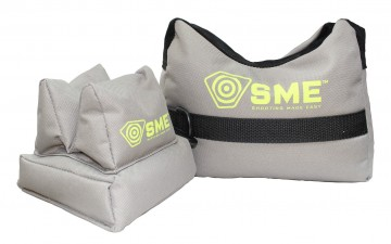 SME 2 PIECE SHOOTING BAGS - FILLED