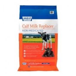 小牛代乳品的非药物治疗