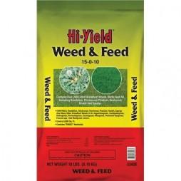 杂草和饲料15-0-10(18磅)