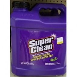 超级清洁剂