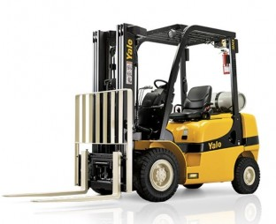 Yale 5,000 LB Warehouse Forklift