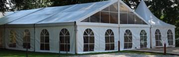 Now Offering Tent Rentals