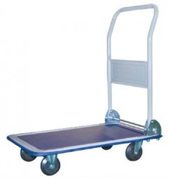 Small Steel Platform Cart