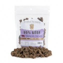 Natural Dog Company 95% Beef Training Bites - 6 oz
