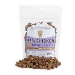 Natural Dog Company 95% Chicken Training Bites - 6 oz