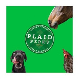 Plaid Perks™ Program From Nutrena®