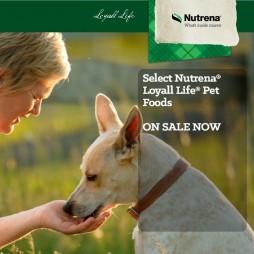 Nutrena Loyall Life Savings