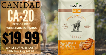 Canidae CA-20 $19.99