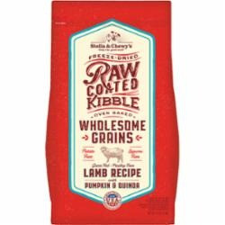 RAW COATED WHOLESOME GRAINS LAMB 22LB