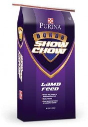 Honor Show Chow Lamb Grower DX, 50 pound bag
