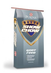 Honor Show Chow Impulse Goat R-20, 50 pound bag