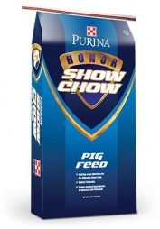 Honor Show Chow Muscle & Cover 819, 50 pound bag