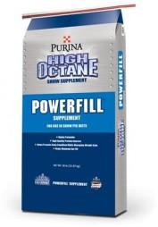 High Octane Powerfill Show Pig Supplement