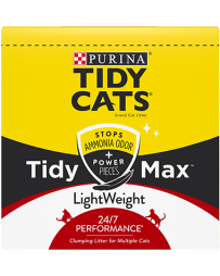 TIDY MAX LIGHTWEIGHT 24/7 PERFORMANCE CAT LITTER