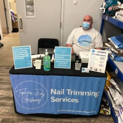 In-Store Nail Trimming Clinics w/ Topher's Dog Grooming