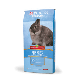 Purina® Rabbit Chow® Fibre3 Wholesome AdvantEdge™