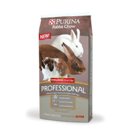 Purina® Rabbit Chow® Professional Wholesome AdvantEdge™