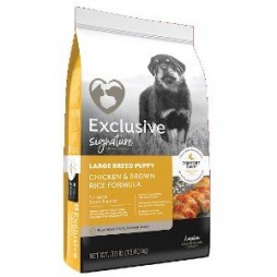 Exclusive® Large Breed Puppy Food