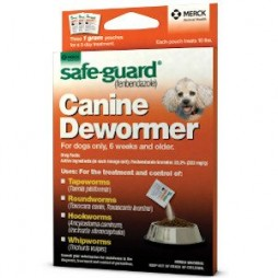 SAFE-GUARD® CANINE Dewormer - SM