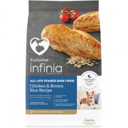 Infinia® Chicken & Brown Rice Dog Food