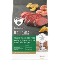 Infinia® Venison, Potato & Duck Recipe