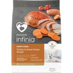 Infinia® Puppy Turkey & Sweet Potato Recipe