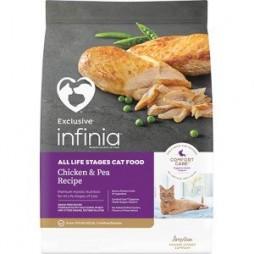 Infinia® ALS Cat Food Chick & Pea Recipe