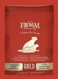 Fromm Large Breed Weight Management Gold