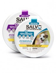 Salvo Flea & Tick Collar for Dogs