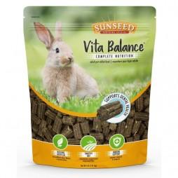 Sunseed Vita Balance Adult Pet Rabbit Food