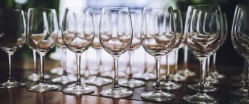 Top-of-the-Line Glassware Rentals!