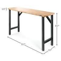 Hardwood Work Bench Modular