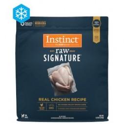 Instinct® Raw Signature™ Frozen Bites Real Chicken Recipe