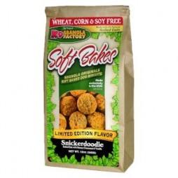 K9 Granola Factory Soft Bakes Snickerdoodle