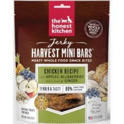 The Honest Kitchen Harvest Mini Bars Chicken Recipe