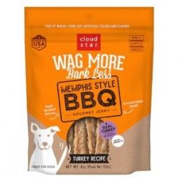 Wag More Bark Less Jerky: Memphis Style BBQ