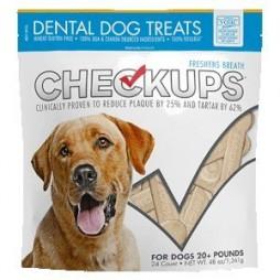 Checkups Dental Treats 24ct