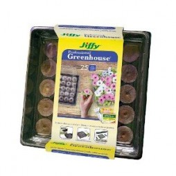 Jiffy 25 Pellet Professional Greenhouse