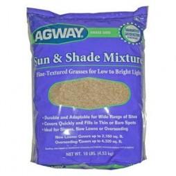 Agway Sun & Shade Grass Seed Mix
