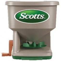 Scotts® Whirl™ Hand-Powered Spreader