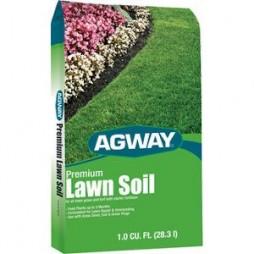 Agway Premium Lawn Soil