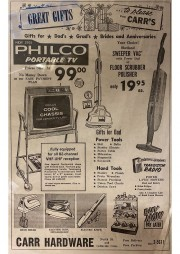 Gifts Ad 1964