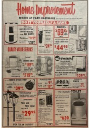 Home Improvment AD May 1980