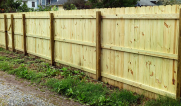 FENCING REGULATIONS: PERMITS & HEIGHT STIPULATIONS