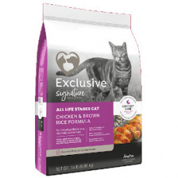 Exclusive All Life Stages Cat - Chicken & Brown Rice Formula