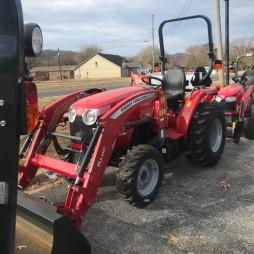 1726E Utility Tractor