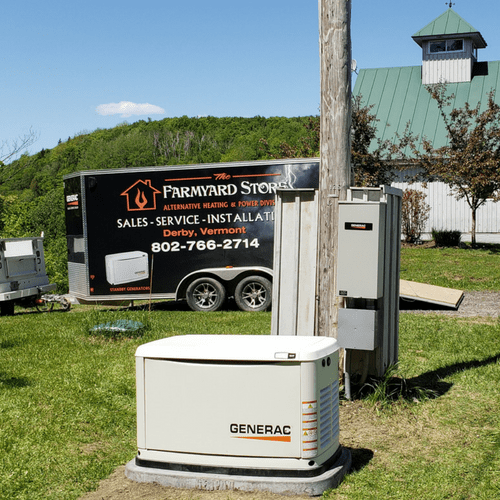 Generators-Portable & Standby