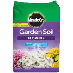 Miracle-Gro® Garden Soil for Flowers