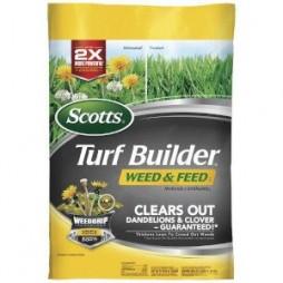 Scotts® Turf Builder® Weed & Feed₃