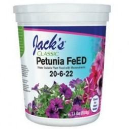Jack's Classic Petunia FeED